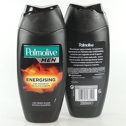 PALMOLIVE Doccia 250Ml 2In1 Men Energising Prodotti per corpo e capelli