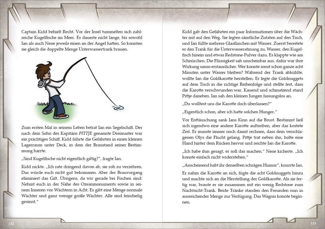 BIOMIA - Abenteuer für Minecraft Spieler: #4 Die Verdammten der ...