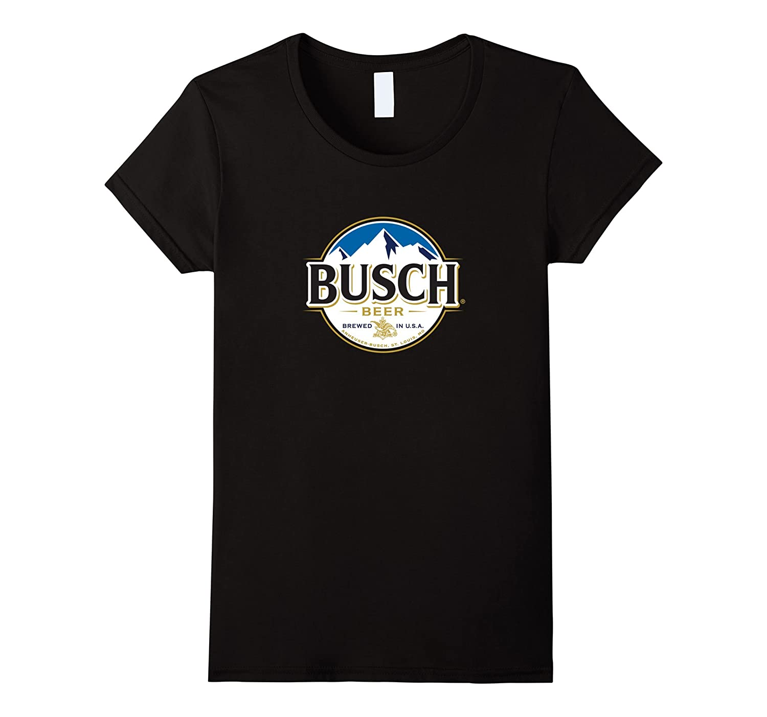 Busch Beer Logo Tee-Awarplus