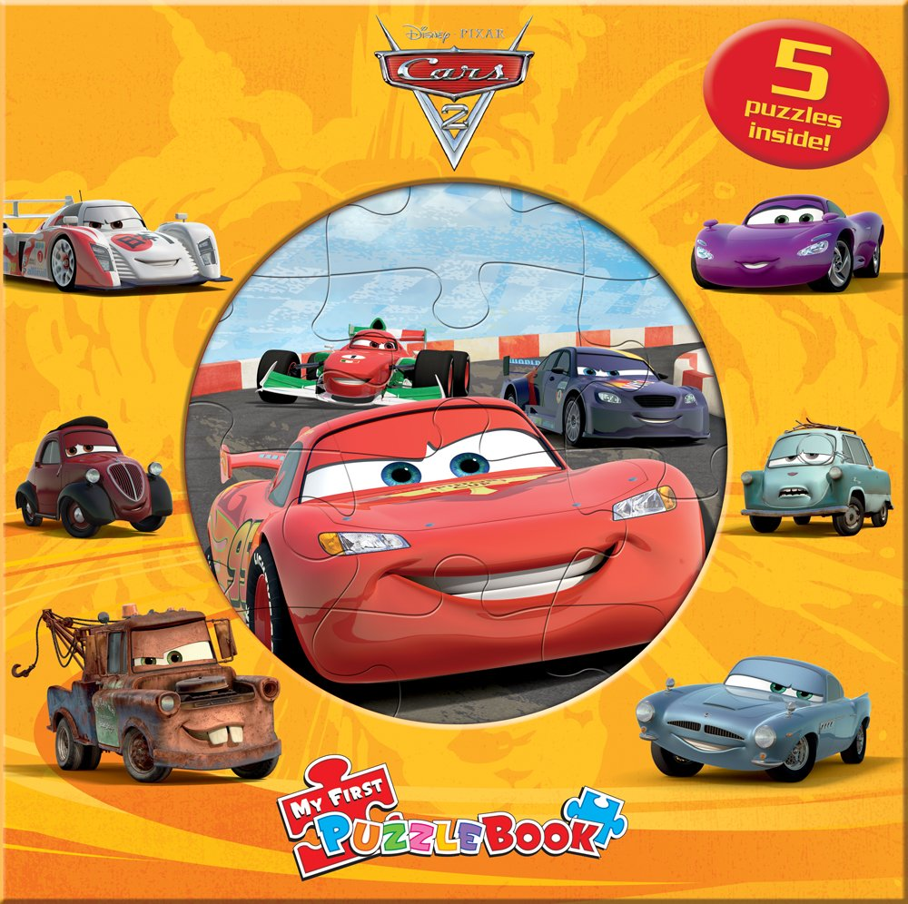 Download Disney/Pixar Cars My First Puzzle Book PDF