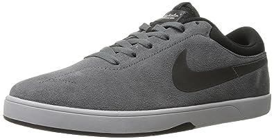 Nike Men's Zoom Erick Koston Dark Grey/Black/Wolf Grey Skate Shoe 8 Men