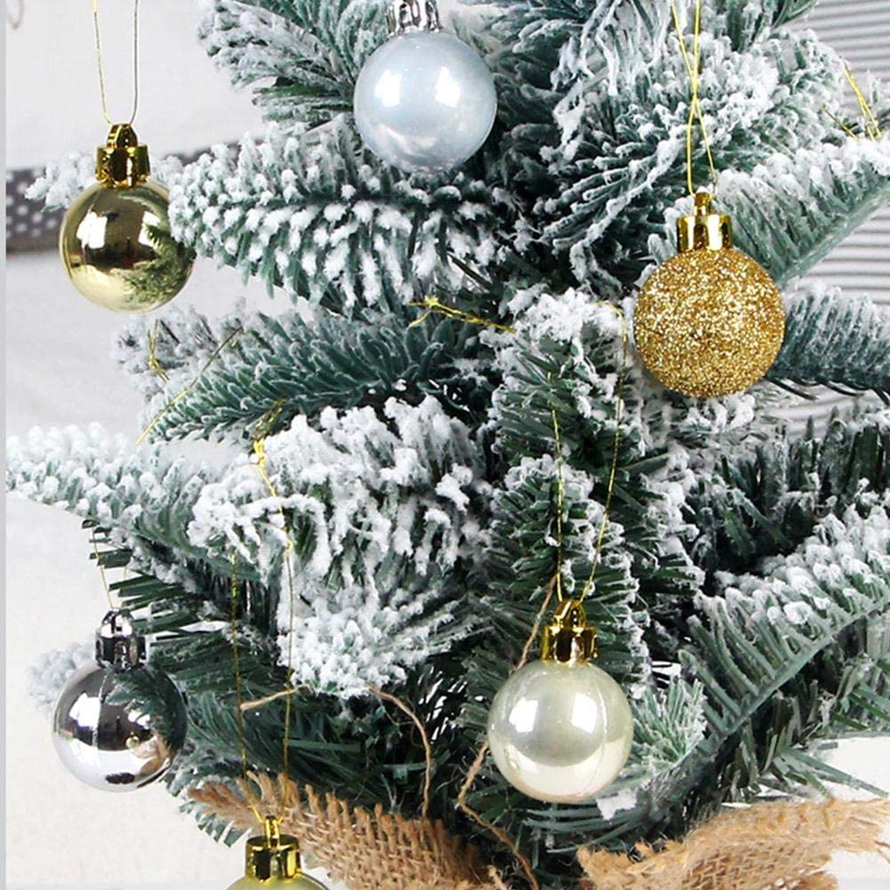 49Pcs Christmas Balls Ornaments For Christmas Tree Shatterproof Christmas Tree Decorations Hanging Ball For Holiday Wedding Party Decoration