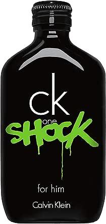 Calvin Klein CK One Shock for Men Eau de Toilette, 100 ml