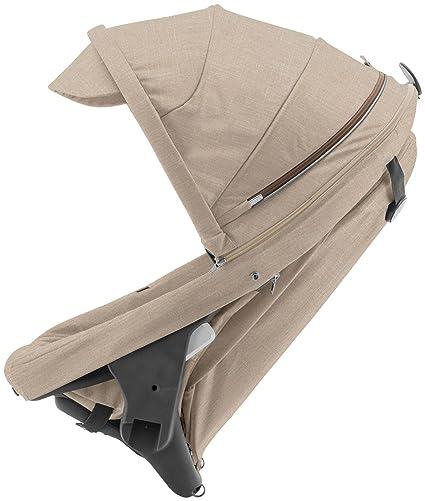 Stokke Crusi Sibling Seat - Beige Melange by Stokke: Amazon.es: Bebé