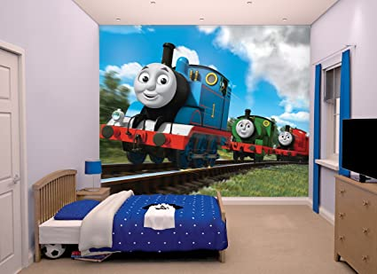 Genial Walltastic Thomas And Friends Wallpaper Mural