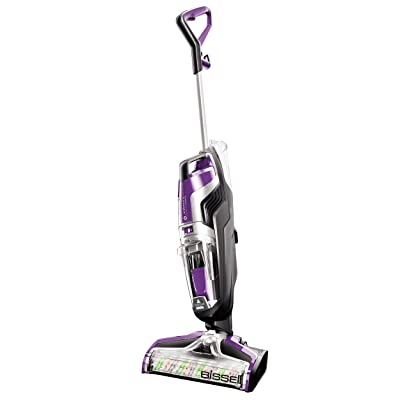 BISSELL Crosswave Pet Pro All in One Wet Dry Vacuum Cleaner and Mop for Hard Floors and Area Rugs, 2306A: Home & Kitchen