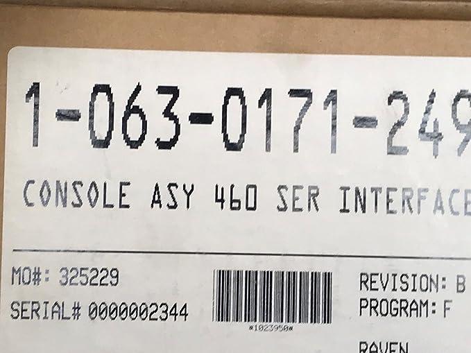 Amazon.com: Raven SCS 460 Spray Consola de control de ...