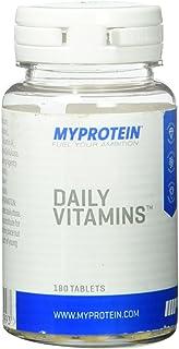 MyProtein Daily Vitamins Fórmula Multivitamínica - 180 Tabletas