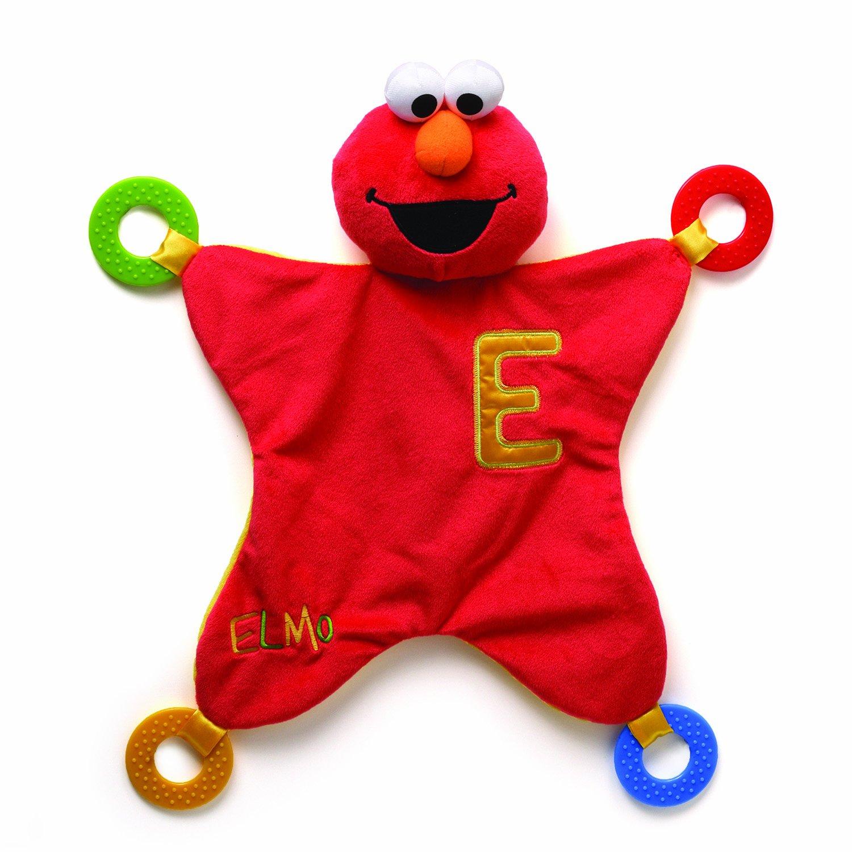 Amazoncom  Gund Baby Sesame Street Activity Blanket Elmo