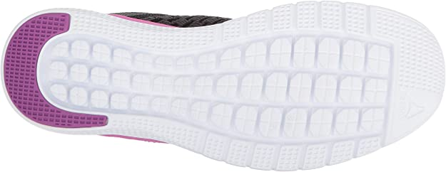 Dark Grey Details about  /Reebok Women/'s Print Prime Runner Sneakers Purple US 8