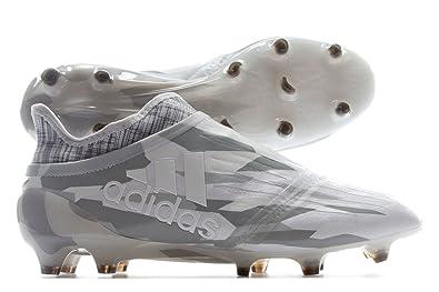 e109e5ff adidas X 16 + Pure Chaos FG Men's Football Boots, Men, white/grey ...