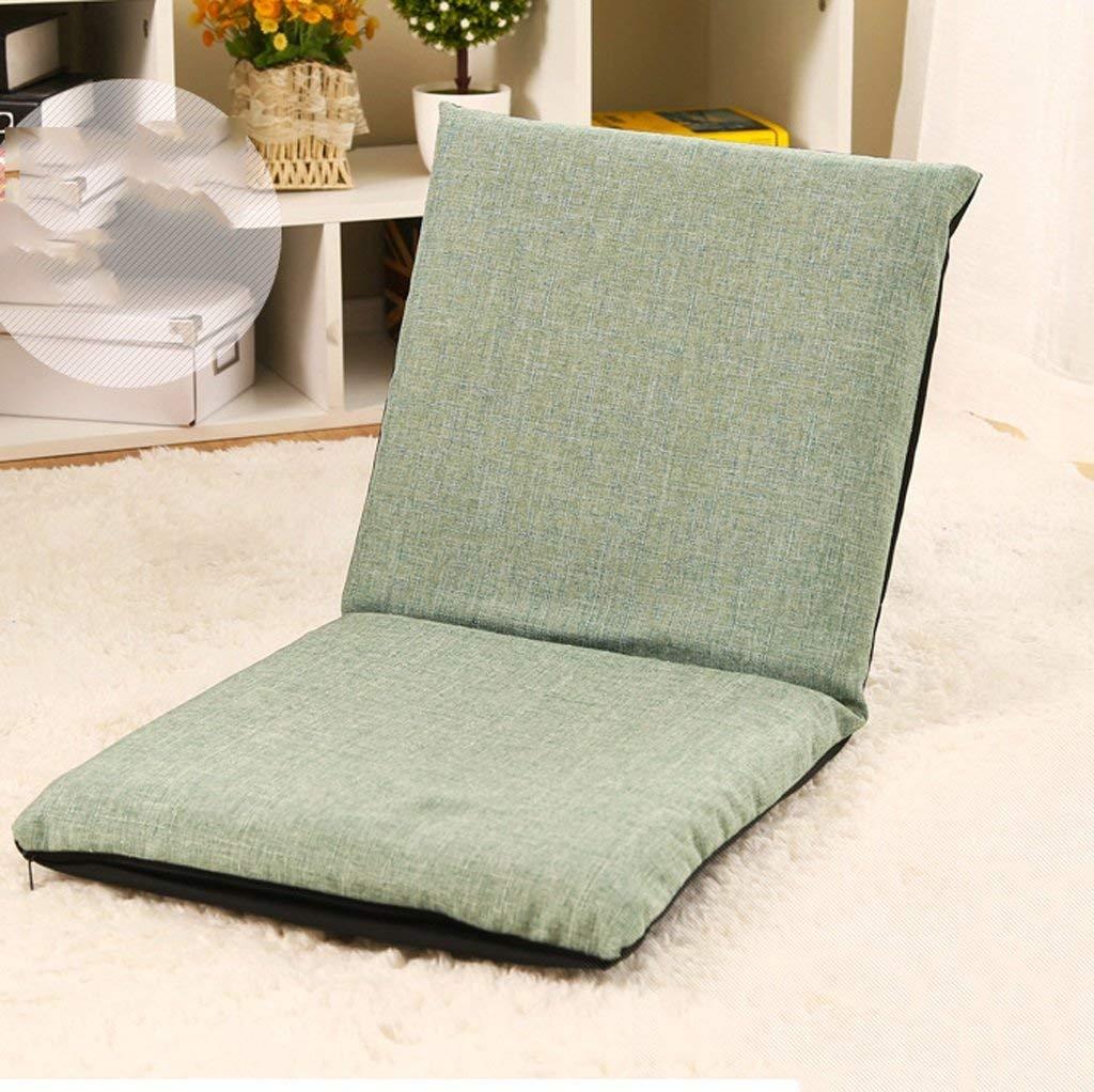 SXT 怠惰なソファシンプルモダンシングル折りたたみベッド洗える窓の後部椅子枕クッション B07RNZ6HBH