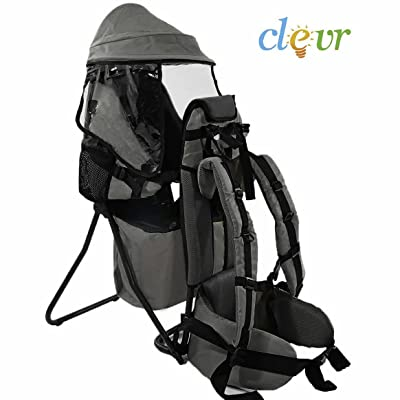 The Best Baby Carrier For Hiking 2018 Reviews And Top Picks