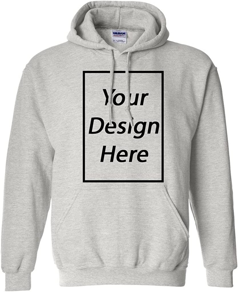 Custom Hoodie YOUR PERSONALIZED PHOTO OR TEXT DESIGN