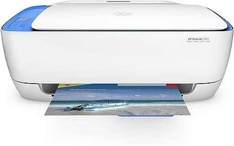 Amazon.com: HP DeskJet 3632 impresora todo en uno: Electronics
