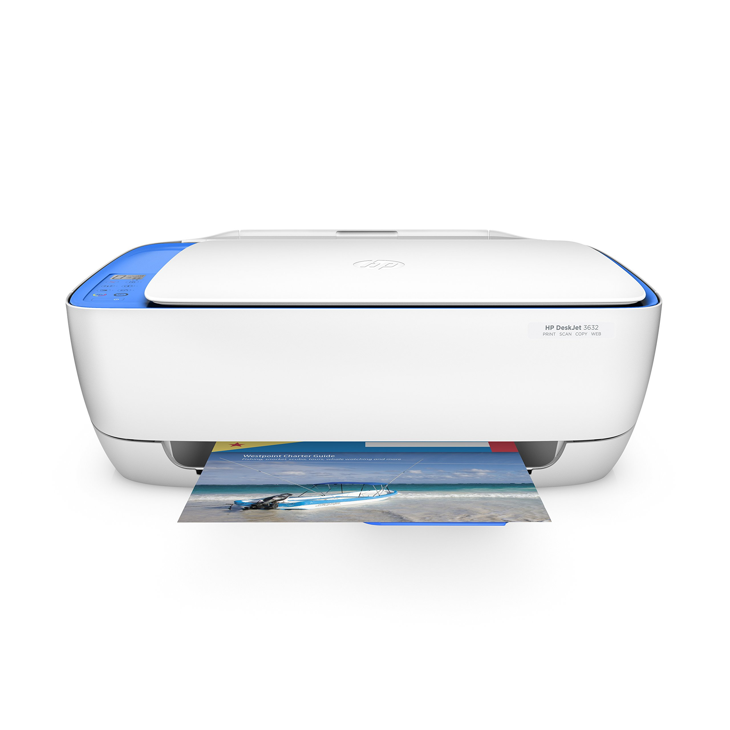HP DeskJet 3632 All-in-One Printer