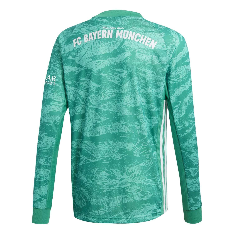 Amazon.com : adidas 2019-2020 Bayern Munich Home Goalkeeper ...