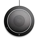 Kaysuda USB Speaker Phone 360° Omnidirectional Microphone Portable Conference Speakerphone Echo Cancellation for Skype…
