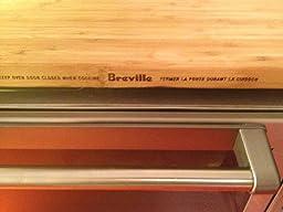 Amazon.com: Breville BOV800CB Bamboo Cutting Board for Use