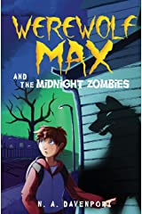 Werewolf Max and the Midnight Zombies Paperback
