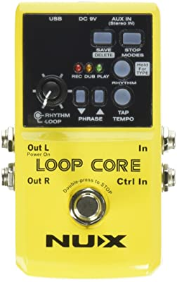 top 10 best looper pedal in 2019 reviews updated. Black Bedroom Furniture Sets. Home Design Ideas