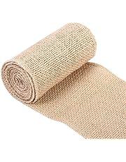 Tela arpillera para tapicería Estilo de la Naturaleza de la Vendimia, Arpillera de la Tela de Lino, arpillera para la decoración de hogar