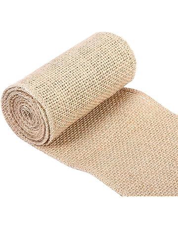 Tela arpillera para tapicería Estilo de la Naturaleza de la Vendimia, Arpillera de la Tela