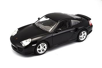 BBurago 18-12030 - Oro Collezione 1:18 Porsche 911 Turbo Silver , Modelos/colores Surtidos, 1 Unidad: Amazon.es: Juguetes y juegos
