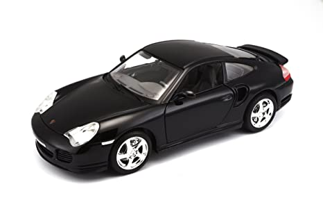 Bburago Porsche 911 Turbo 1:18 Scale