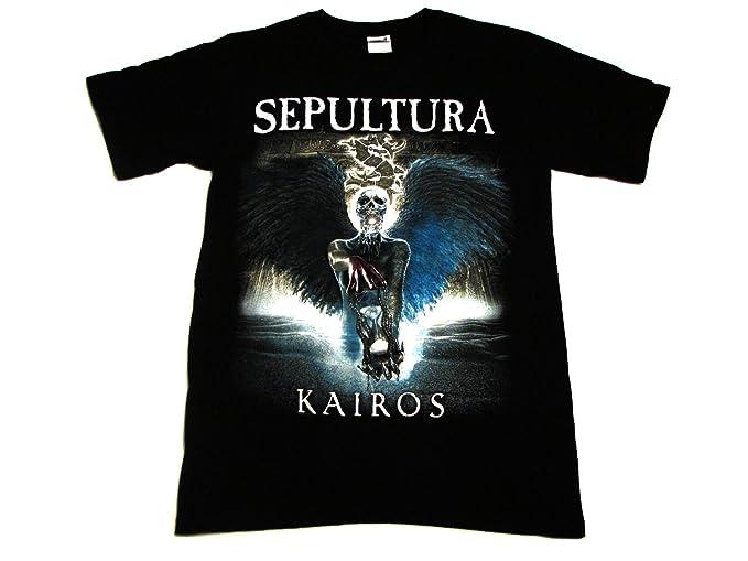 Amazon sepultura kairos t shirt xl black clothing sepultura kairos t shirt xl black thecheapjerseys Choice Image