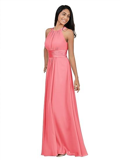 Review Alicepub Bridesmaid Maxi Dresses