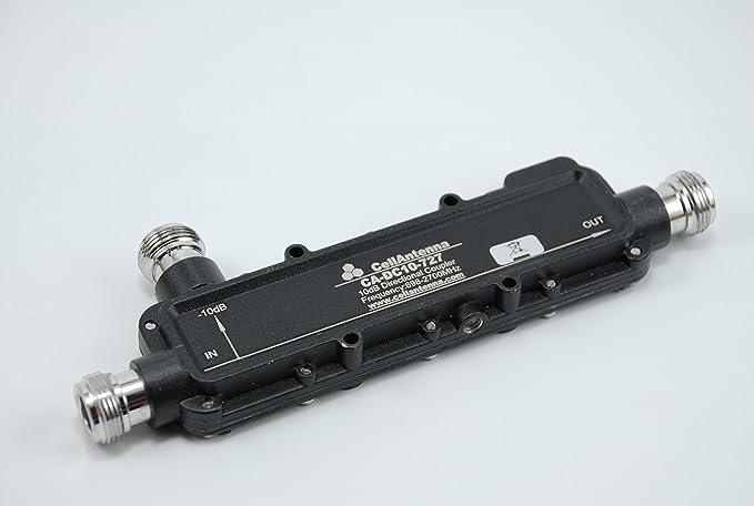 Amazon com: 10dB High Power RF Directional Coupler/Tap 700-2700MHz