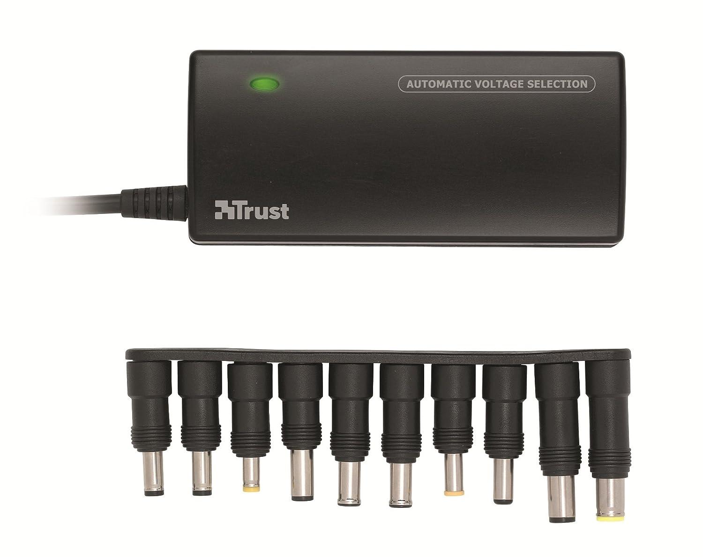 Trust 17469 - Adaptador de corriente universal 90w: Amazon.es: Informática