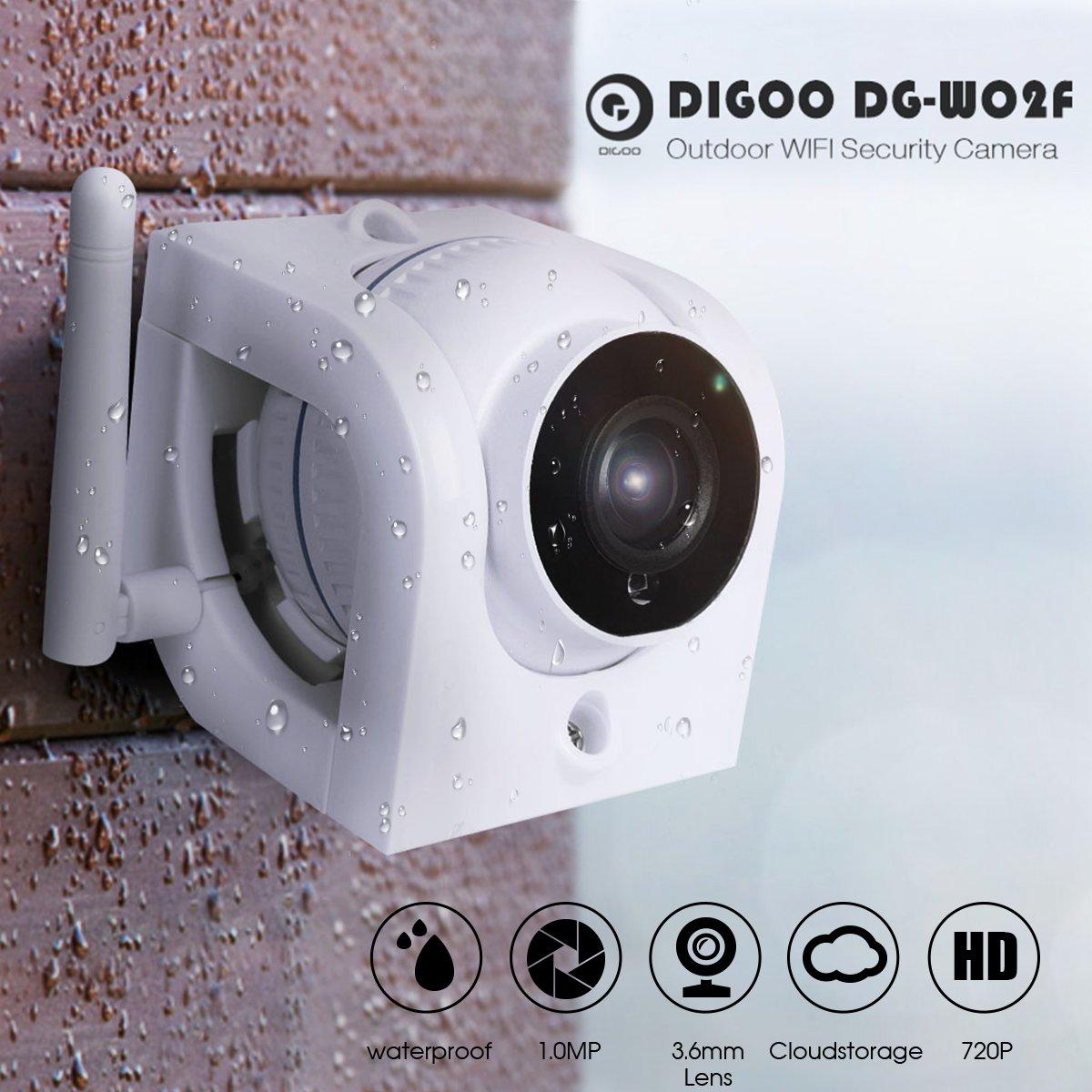 IOS/Android APP Night Vision WIFI Security IP Camera DIGOO DG-W02f