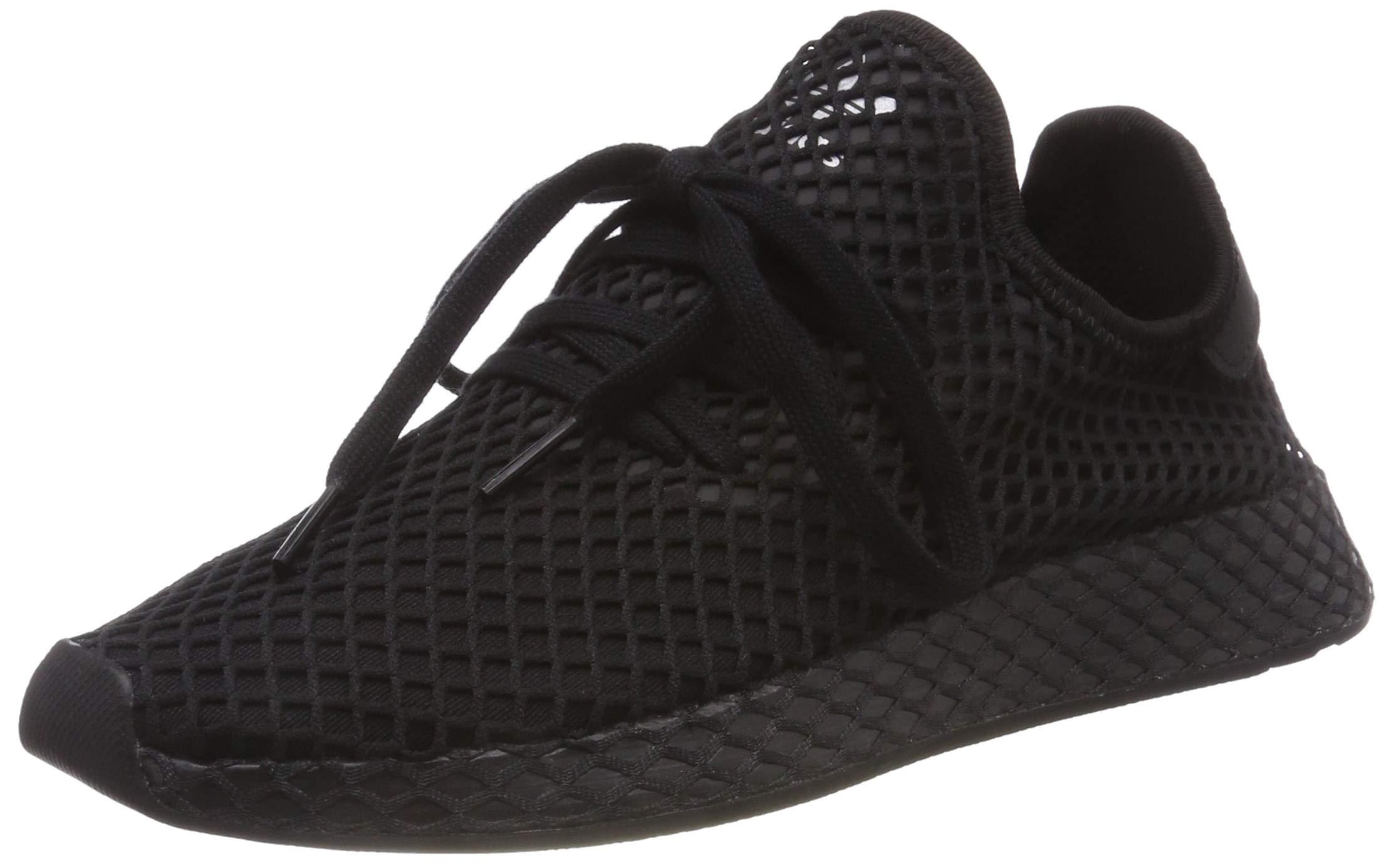 half off d1e0e 56440 Galleon - Adidas Originals Deerupt Runner Shoes 12.5 D(M) US  Cblackcblackftwwht