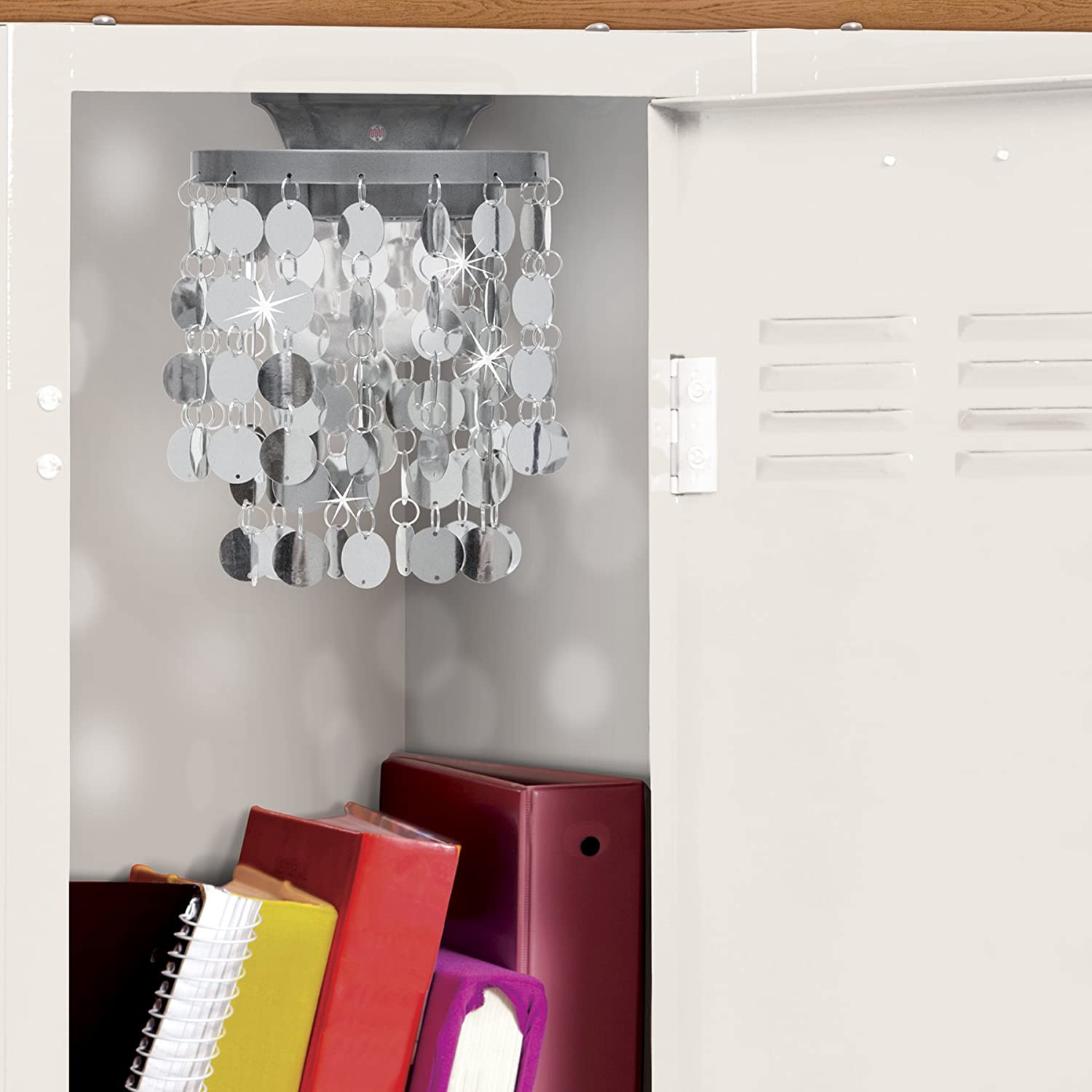 Wall Pops Locker Chandelier Silver Amazon