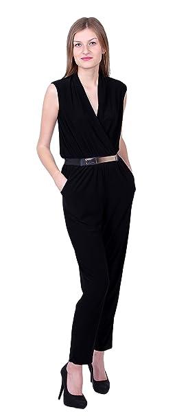 ASOS - John Zack - Mono - para mujer negro 34 cm : Amazon.es: Ropa y accesorios