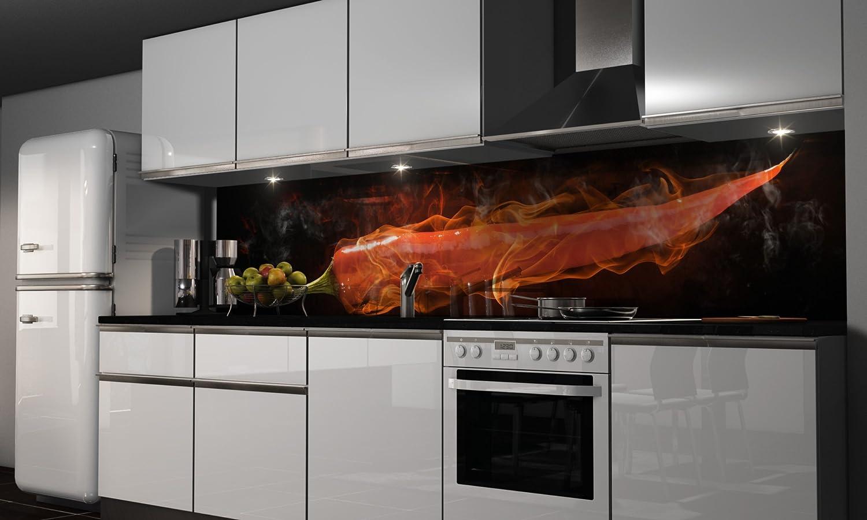 wunderbar spritzschutz folie k che zeitgen ssisch die besten wohnideen. Black Bedroom Furniture Sets. Home Design Ideas
