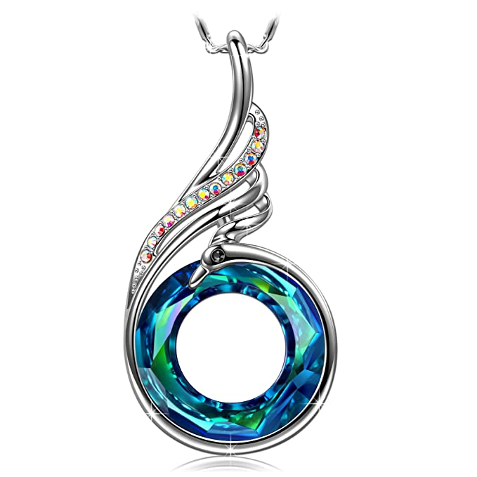 Kate Lynn Nirvana de Phoenix Aretes Collar con Cristales de Swarovski ? Una página, múltiples Opciones