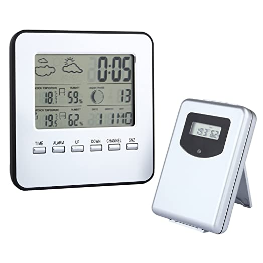 Discoball Wireless Digital Weather Station Weather Monitoring ...