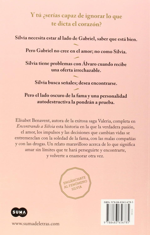 Encontrando A Silvia (Saga Silvia; Vol. 2) (Femenino singular): Elísabet Benavent: Amazon.es: Alimentación y bebidas