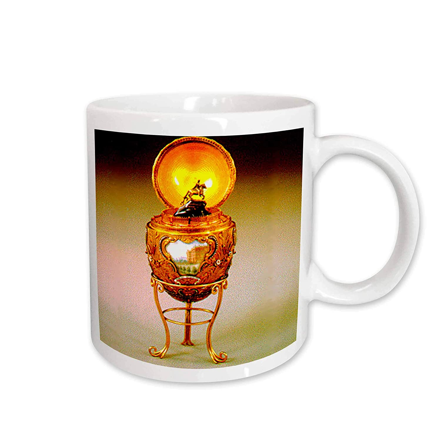 Buy 3drose Picture Faberge Egg Peter The Great Ceramic Mug 11 Ounce Online At Low Prices In India Amazon In