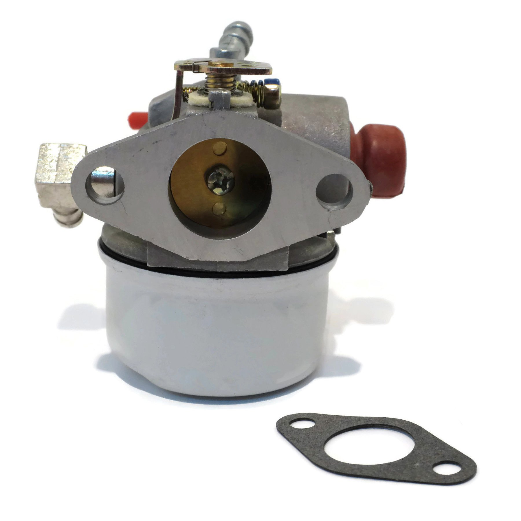 HIFROM(TM) Replace Carburetor for Tecumseh 640026 640026A 640069 640076 640076A 640119 Lawn Mower Carb New