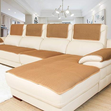 Anti-Deslizante 1 unidades funda de sofá pieza de tela de ...