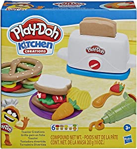 Play-Doh PD Toaster Creations