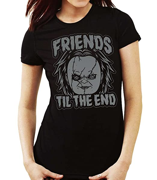 35mm - Camiseta Hombre Chucky Friends Til The End 4PqwVATv