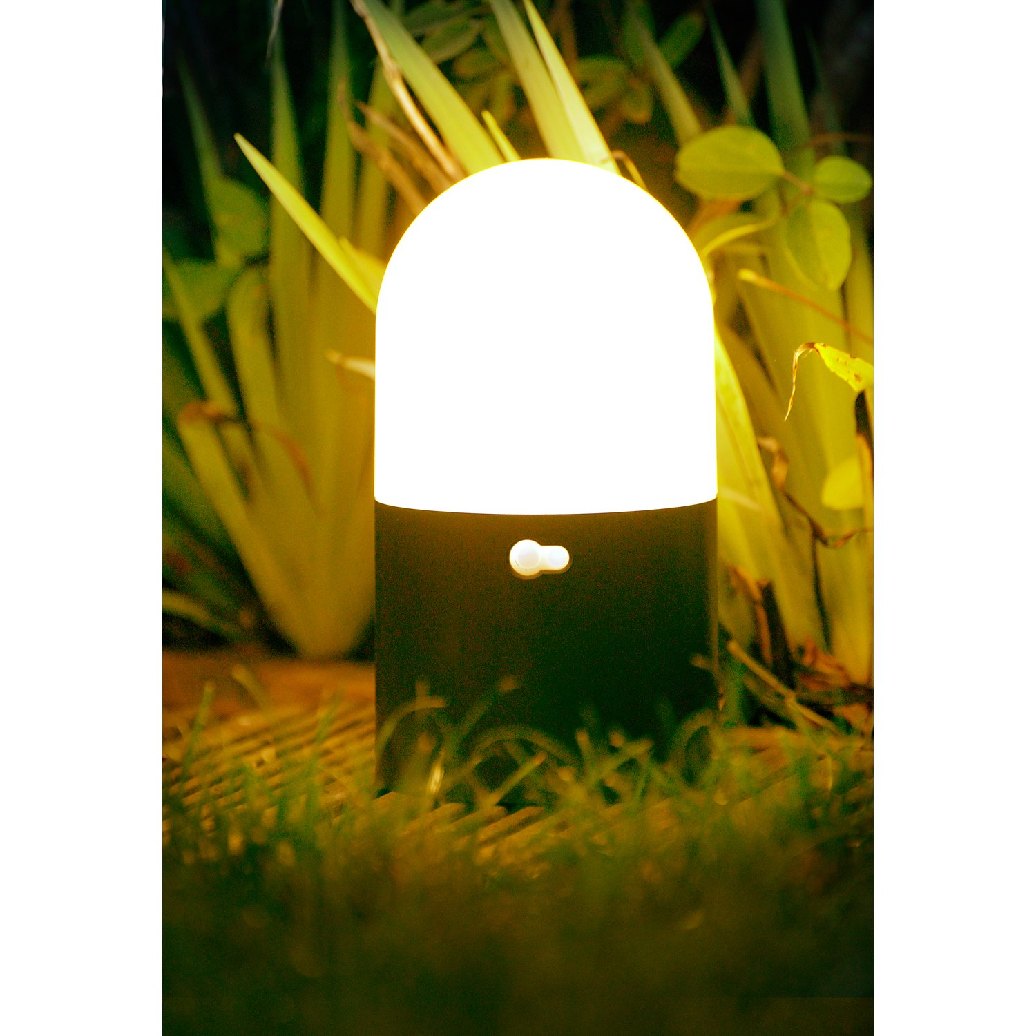 Auraglow large wireless motion sensor garden path outdoor spike auraglow large wireless motion sensor garden path outdoor spike light battery powered led security lamp amazon lighting aloadofball Gallery
