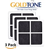 goldtone brand replacement air filter fits lg lt120f kenmore elite adq73214402