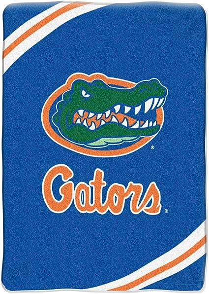 Northwest Florida Gators Plush 60x80 Rachel Blanket