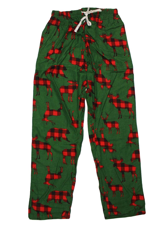 Joe Boxer Men\'s Winter Christmas Pajama Lounge Sleep Flannel Pant ...